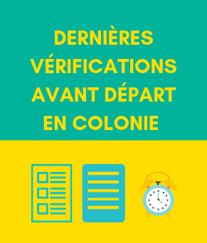 verifications colonie vacances